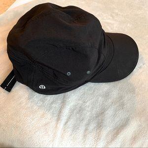 LuLuLemon Race To Place Run Hat Black